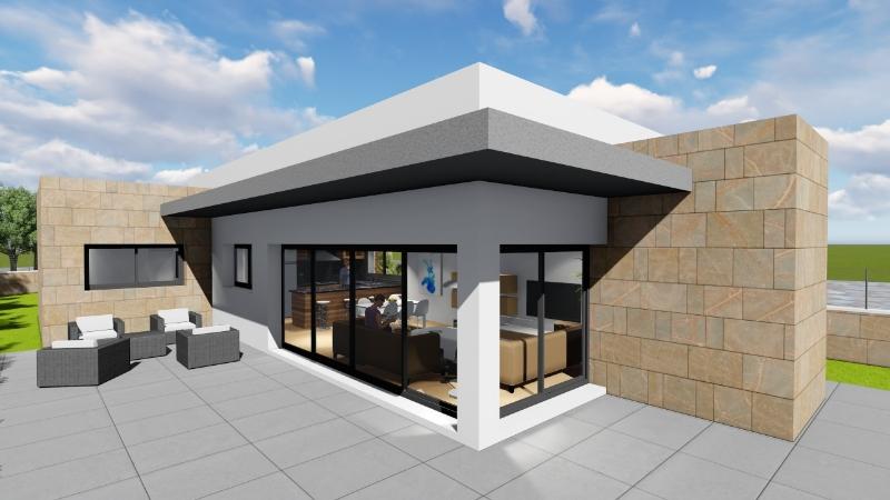 Espagne sur la marina d 39 alicante maison de 142 m2 sur 540 for Acheter maison jamaique